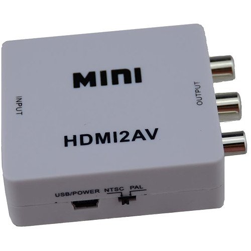 Avinair Spitfire Pro Mini HDMI to Composite Video Converter