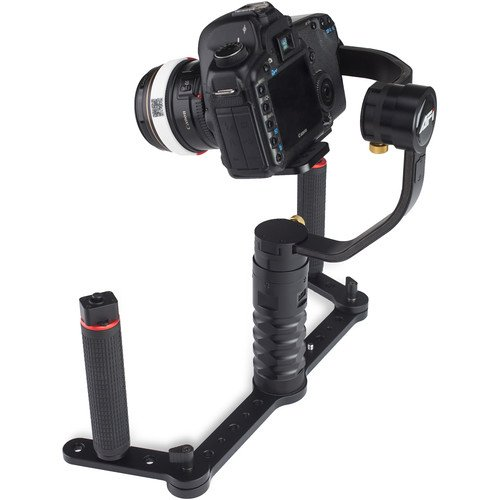 Draco Broadcast Double Handheld Stabilizer for AFI VS-3SD Gimbal