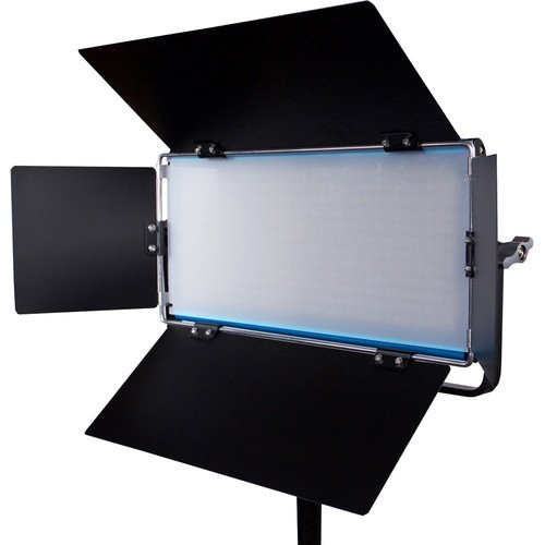 Dracast Cineray Series LED350 Bi-Color LED Panel with V-Mount Battery Plate
