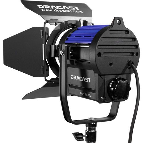 Dracast Fresnel 200 Daylight LED Light