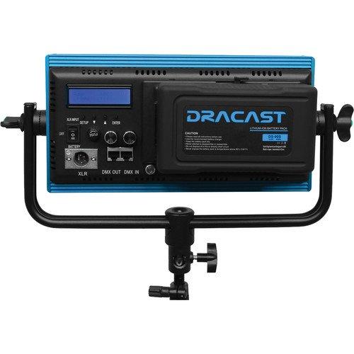 Dracast LED500 Plus Series Bi-Color LED Light