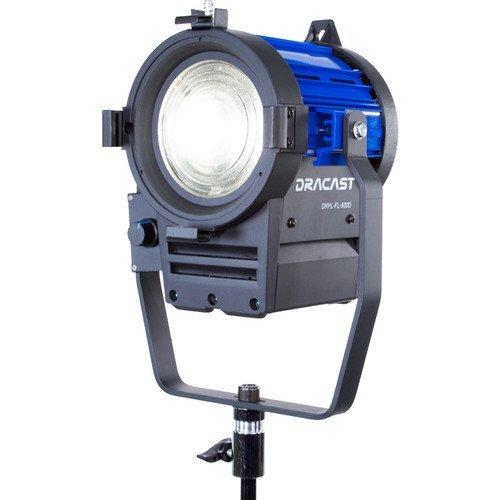 "Dracast Fresnel500 4"" Tungsten LED"