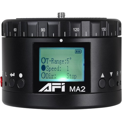 Draco Broadcast AFI MA2 Electronic Head