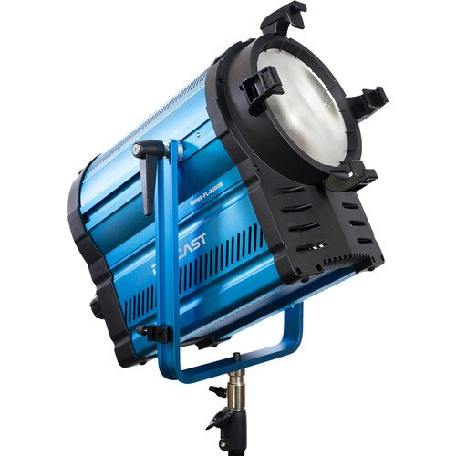 Dracast LED3000 Bi-Color LED Fresnel with DMX