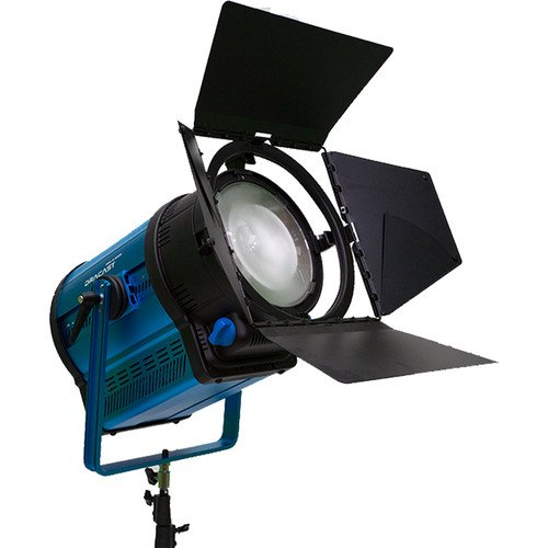 Dracast LED8000 Bi-Color LED Fresnel with DMX