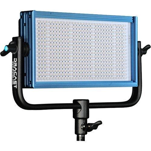Dracast LED500-BX Studio Bi-Color LED Light with DMX