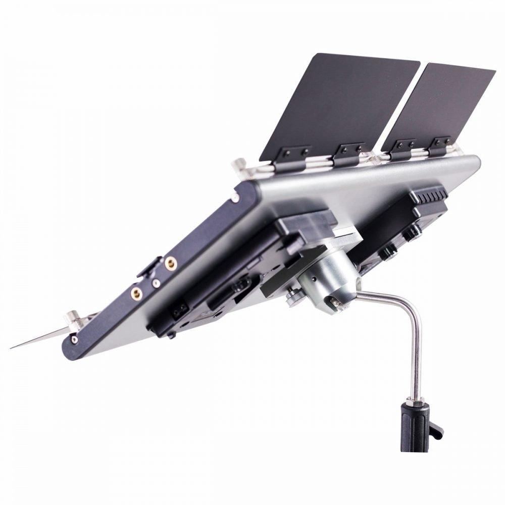 Dracast Silver Series LED1000 Bi-Color LED Light with V-Mount Battery Plate, 960 5mm LEDs