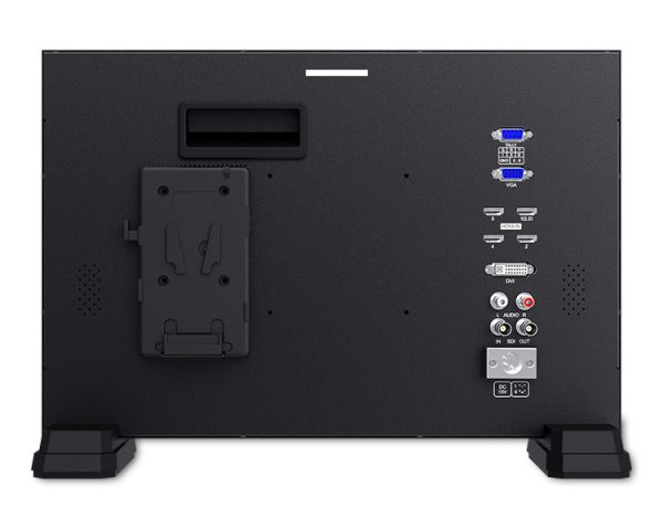 "Laizeske 17.3"" IPS 4K UHD Broadcast Monitor"