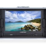 """Laizeske 17.3"""" Full-HD Carry-On Broadcast Director Monitor with HDMI and 3G-SDI"""