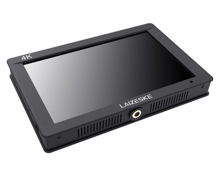 "Laizeske DR703 7"" On-Camera SDI/HDMI Monitor"