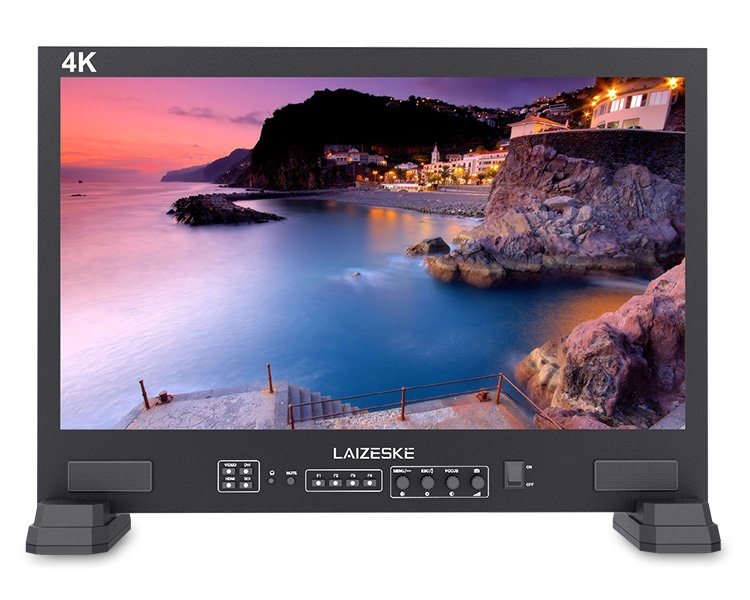"Laizeske 21.5"" Full HD Broadcast Studio Monitor"