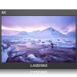 "Laizeske 7"" 4K HDMI On-Camera IPS Monitor"