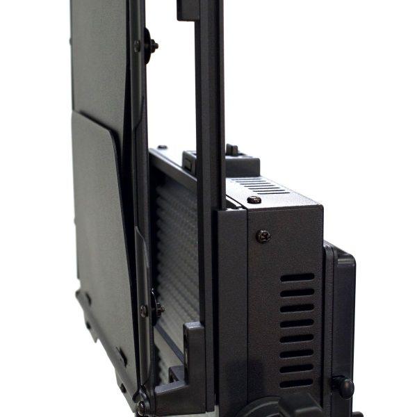 Axrtec AXR-A-600BV LED Video Panel Light (Black)