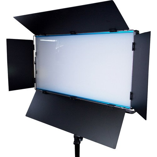 Dracast Cineray Series LED1300 Daylight LED Panel with V-Mount Battery Plate