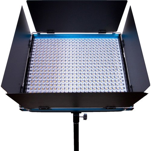 Dracast Cineray Series LED900 Daylight LED Panel with V-Mount Battery Plate