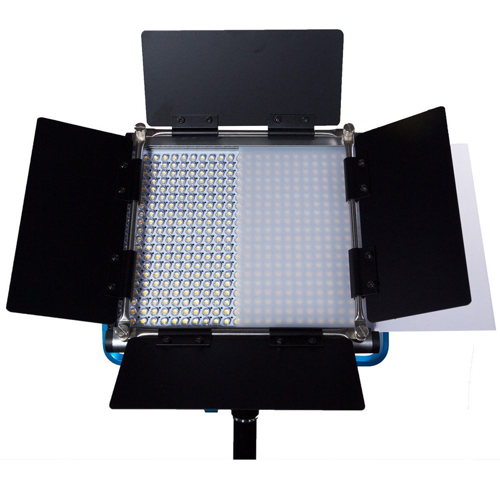 Dracast S-Series LED500 Bi-Color 3-Light Kit with NPF Battery Plates