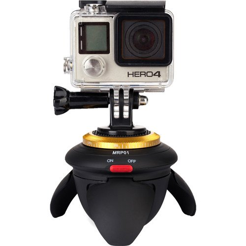 Draco Broadcast AFI 360° Panoramic Head with Remote Control