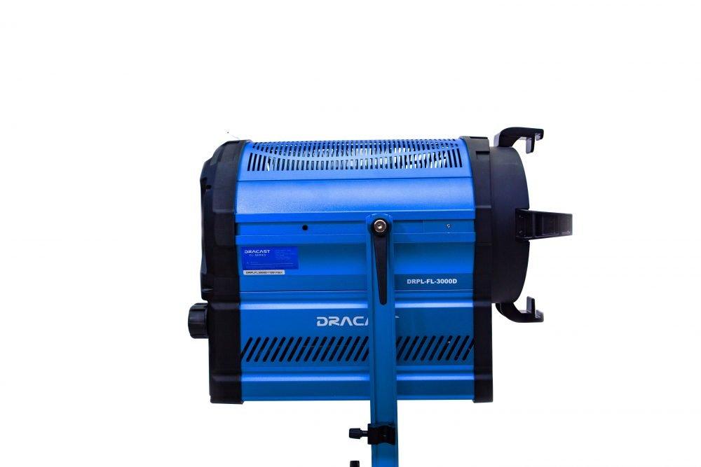 Dracast LED3000 Daylight LED Fresnel with DMX