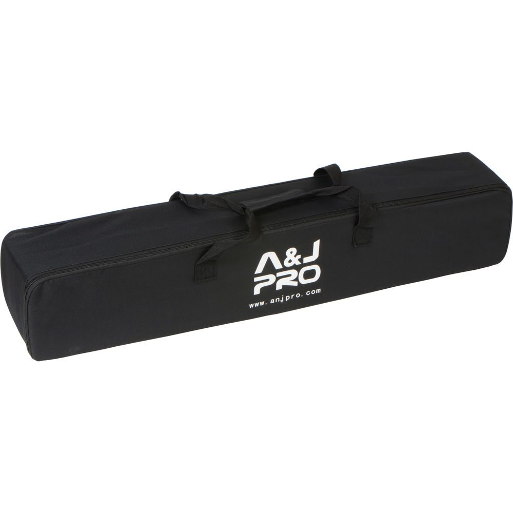 A&J PRO Heavy-Duty Camera Slider (Stainless Steel)