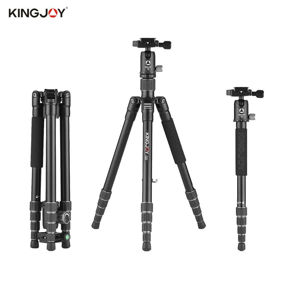 Kingjoy G22-G00 Aluminum Tripod