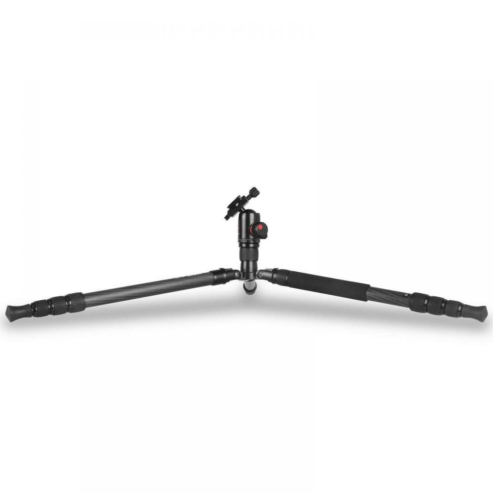 Kingjoy K2208-Q20 black Pro Camera Tripod Kit