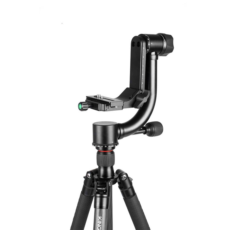 Kingjoy KH-6900 black Gimbal Head