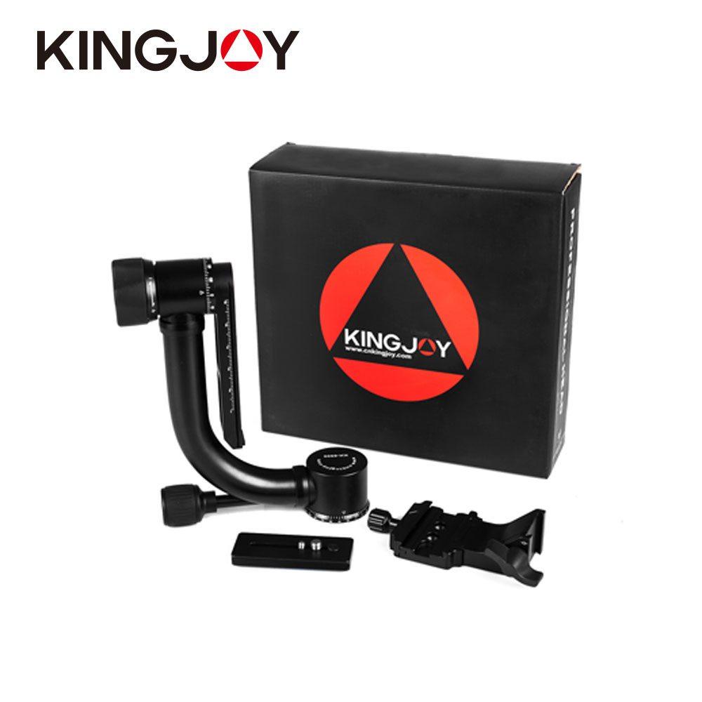 Kingjoy KH-6900 black Gimbal Head