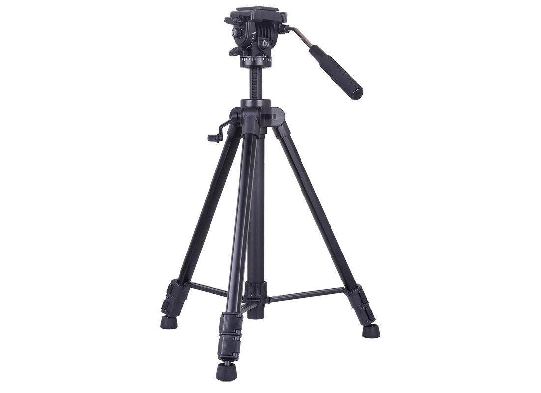 Kingjoy VT-1500 Professional Video Tripod Kit