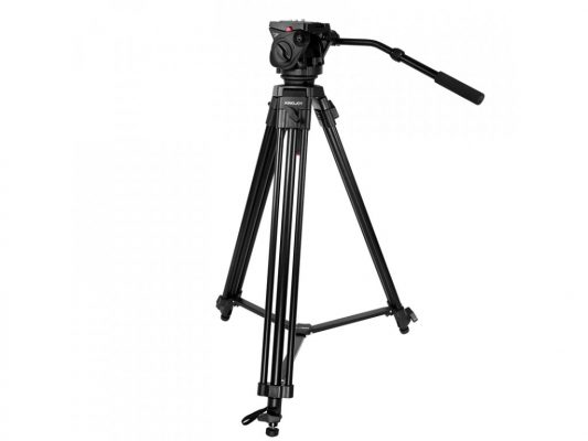 KINGJOY VT2100+VT3530 Tripod Video Fluid Head