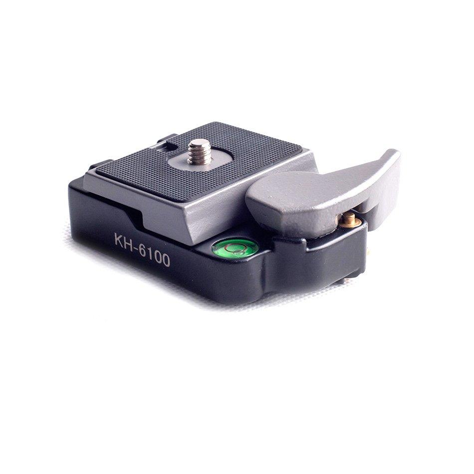 Kingjoy KH-6100 Black Quick Release Adapter
