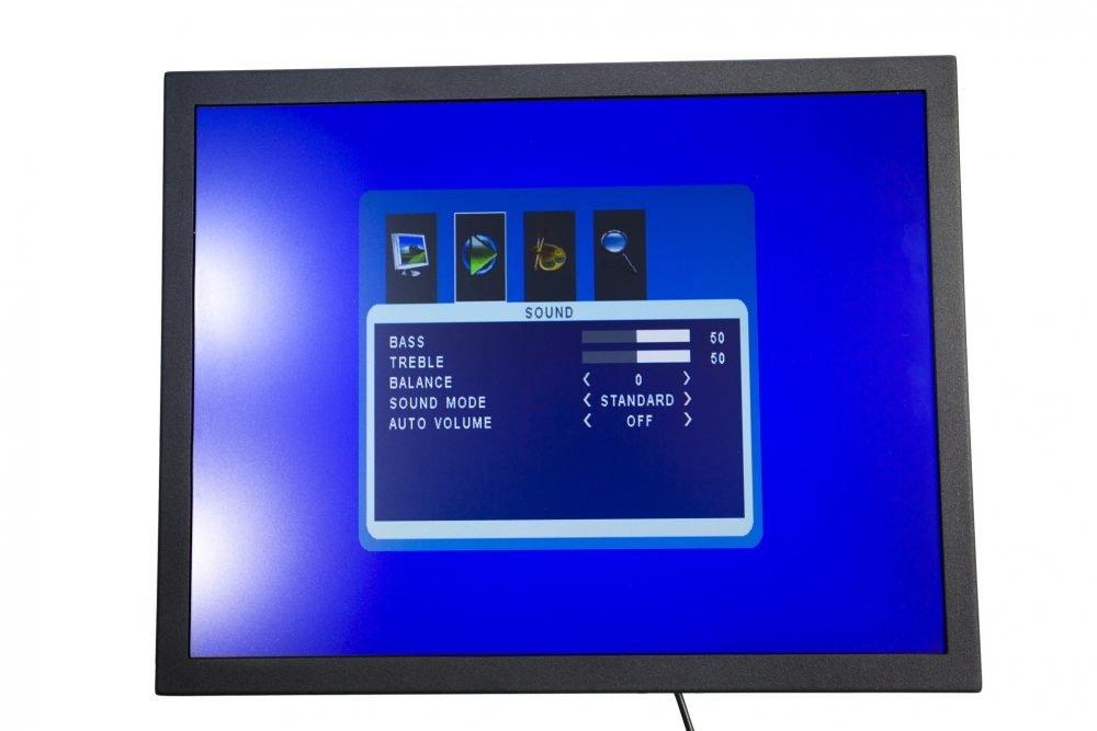 """MagiCue 15"""" HD LCD Studio Monitor"""