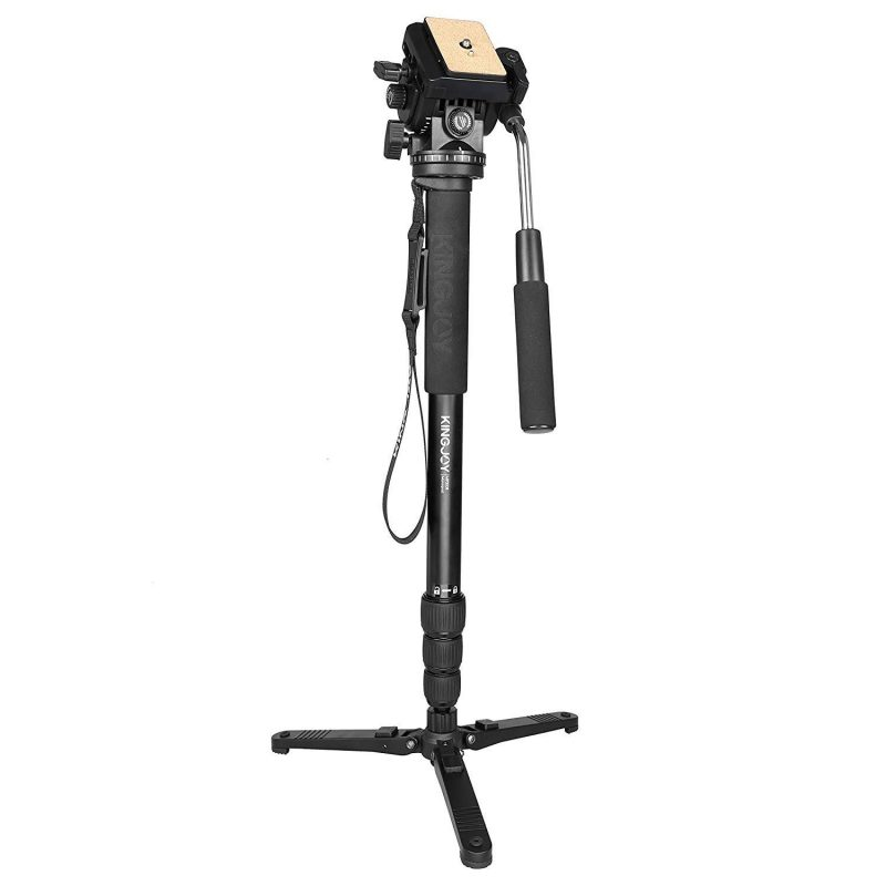 Kingjoy Monopod 3008 with VT1510 Head