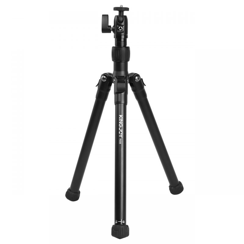 Kingjoy P056 Foldable Tripod Kit
