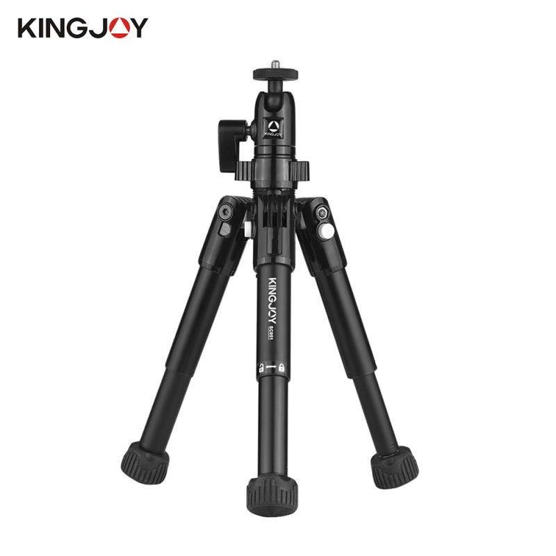 Kingjoy SC051 Mini Tabletop Tripod Kit
