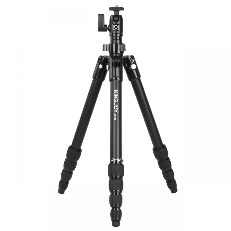Kingjoy SF056 Foldable Tripod Kit
