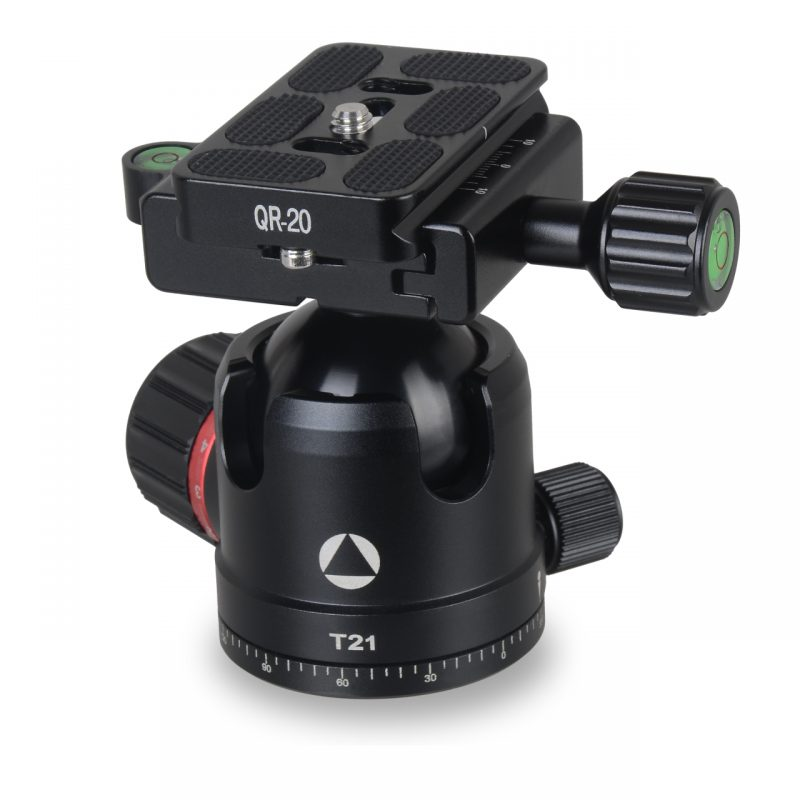 Kingjoy T21 Low Profile Ball Head