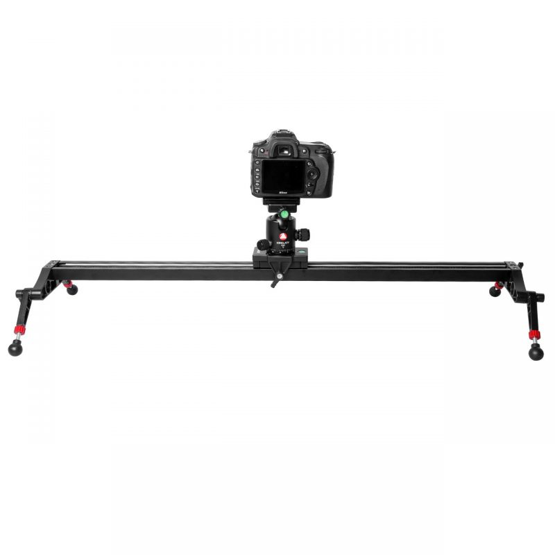 KINGJOY VM-80 Camera Rail Slider - 31.5""