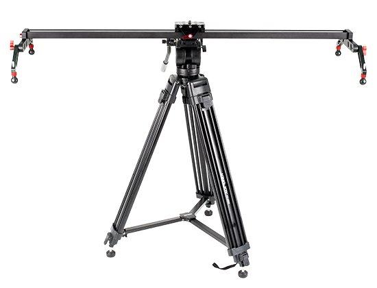 "KINGJOY VM-80 Camera Rail Slider - 31.5"""