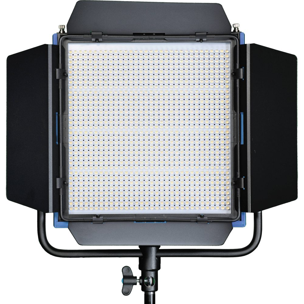 Dracast LED1000 Pro Tungsten LED Light with Gold Mount Battery Plate