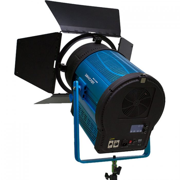 Dracast LED8000 Tungsten Fresnel with Wi-Fi