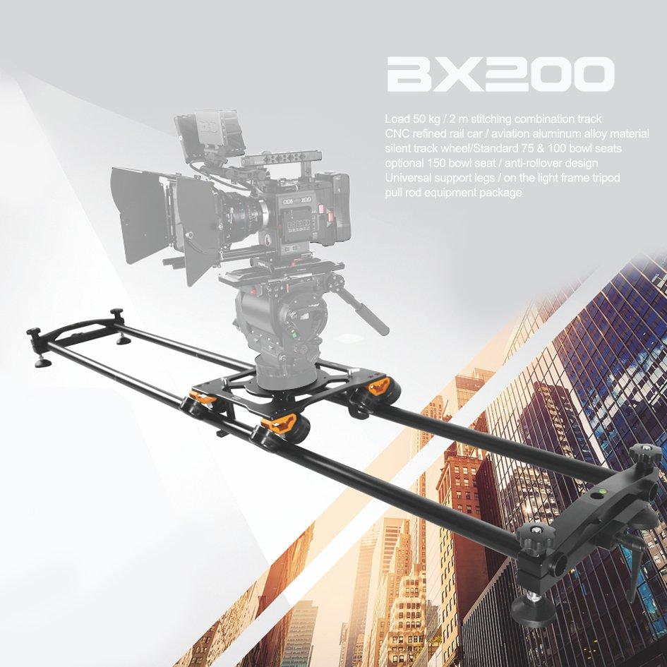 Greenbull BX200 Heavy Duty Portable Cine Slider