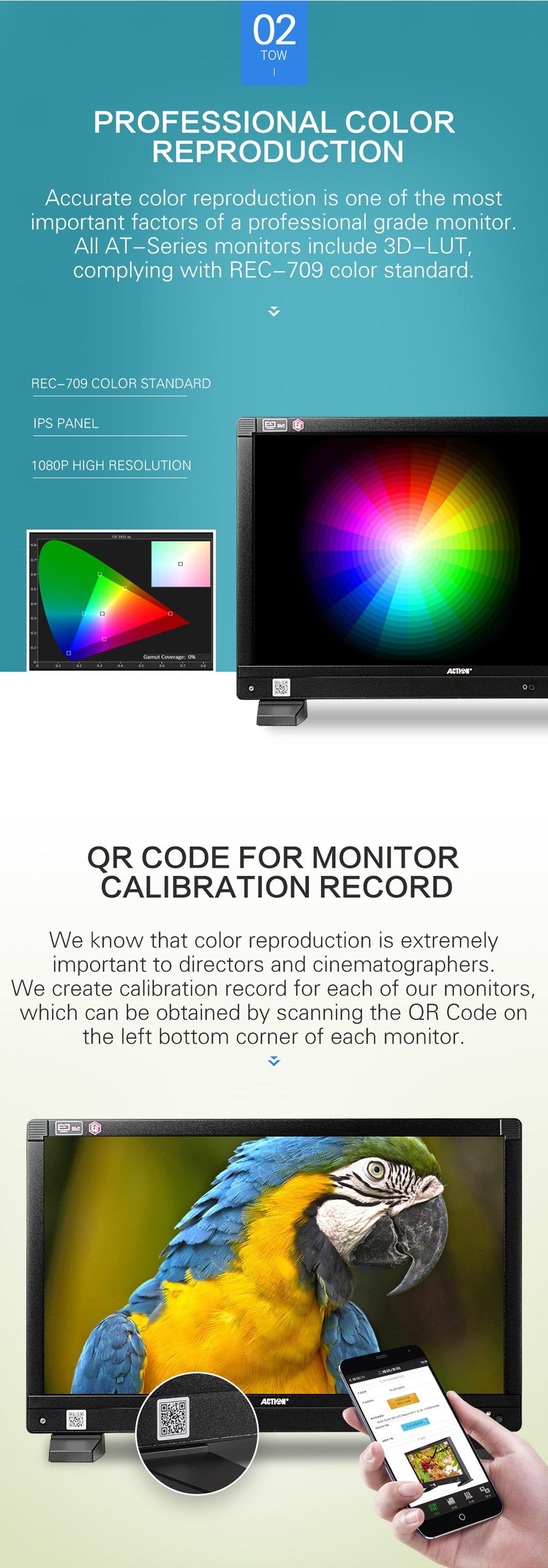 Action AT-2151HD Monitor