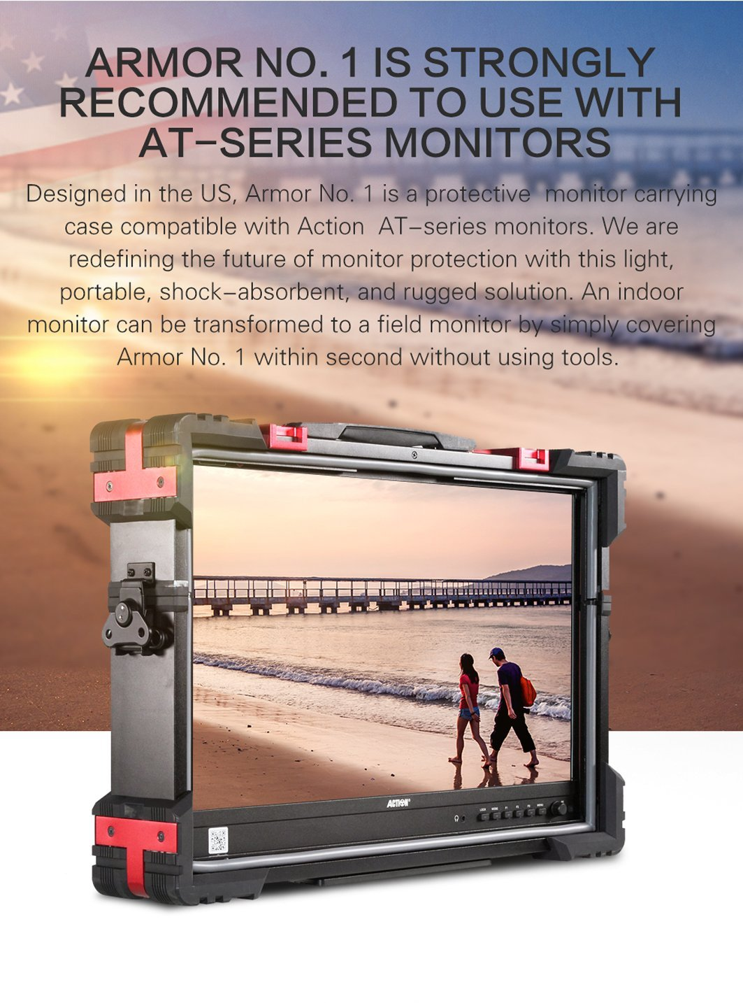 Action AT-2151HD Monitor