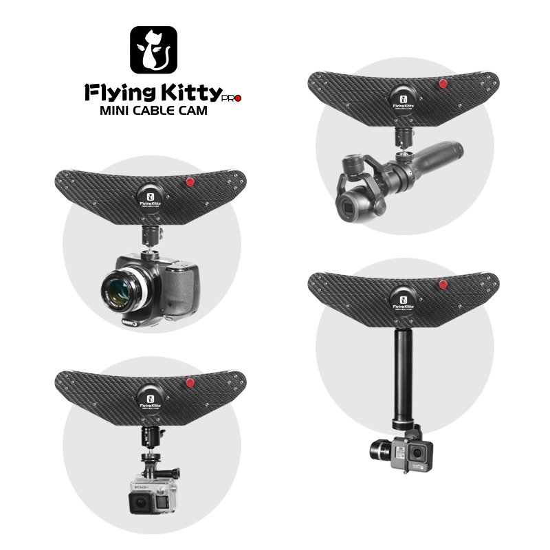 Greenbull Flying Kitty Mini Cable Cam