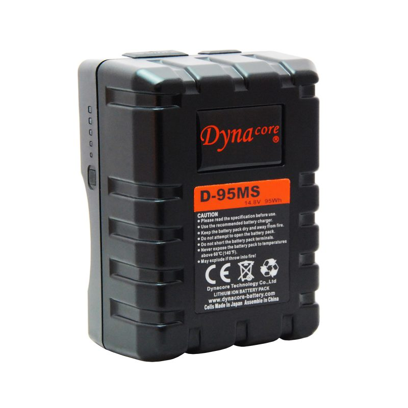 Dynacore D-95MS Mini 95Wh V-Mount Li-Ion Battery