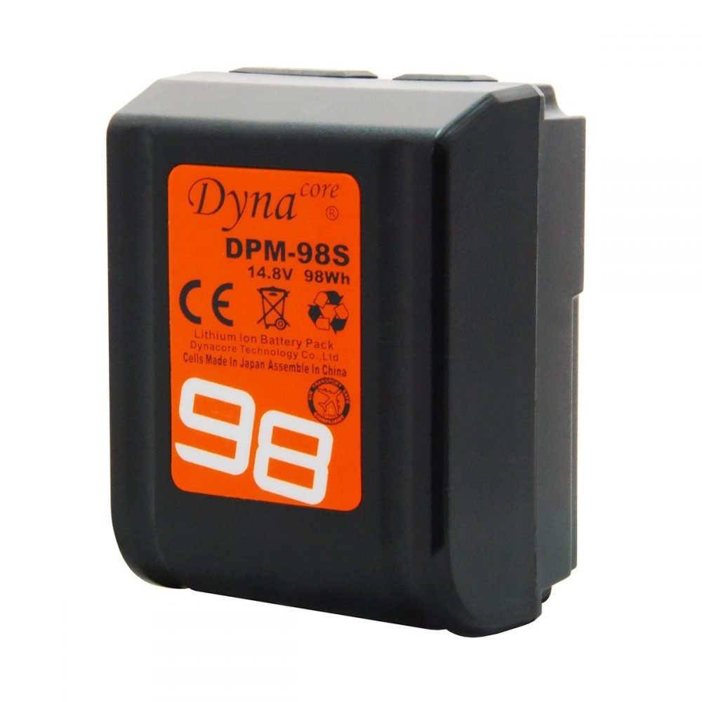 Dynacore DPM-98S 98Wh Tiny V-Mount Battery