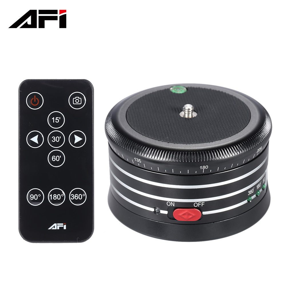 AFI MRA01 Pro Panorama Head for DSLR and Smartphone
