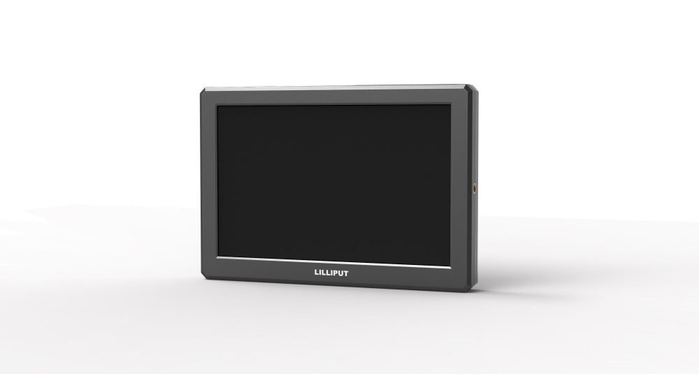 "Lilliput A8S 4K 8.9"" On-Camera HDMI 3G-SDI Monitor"
