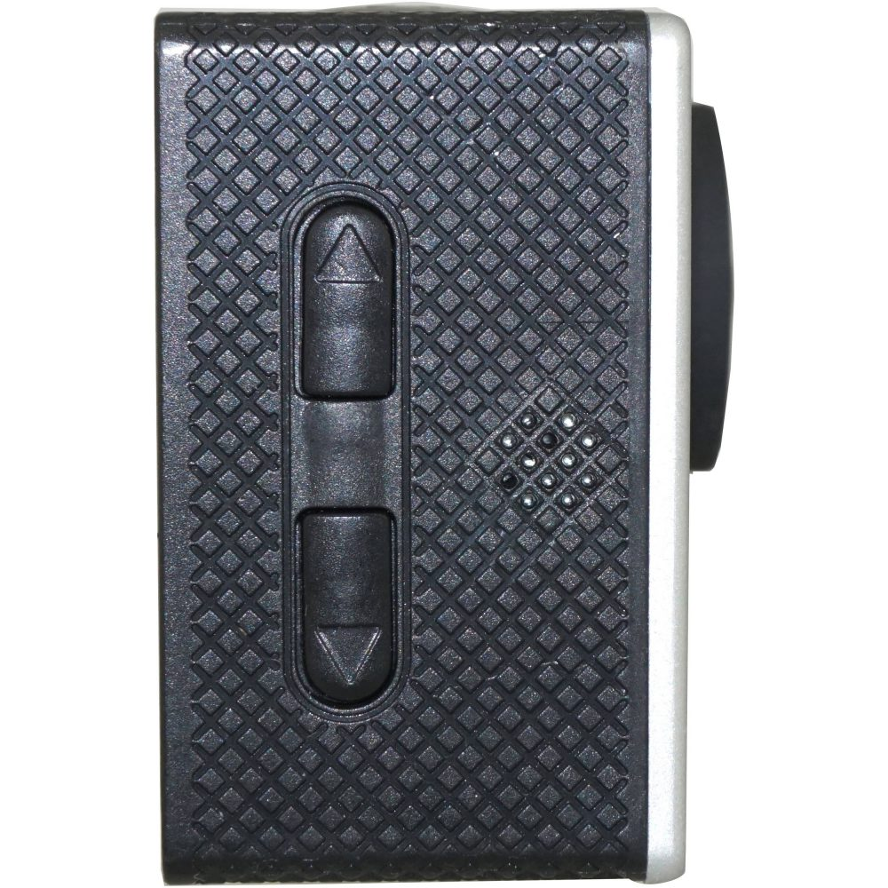 MaxxMove Rize H4 4K Action Camera (Silver)
