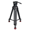 Seeder T80A2 Two-Stage Aluminum Video Tripod System with Padded Bag